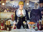 A Bar at the Folies Bergere - Šifra: Edouard Manet - EM01