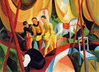 Circus - Šifra: August Macke - AM04