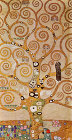 The Tree of Life, Stoclet Frieze, 1909 - Šifra: Gustav Klimt - GK12