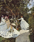 Women in the Garden - Šifra: Claude Monet - CM12