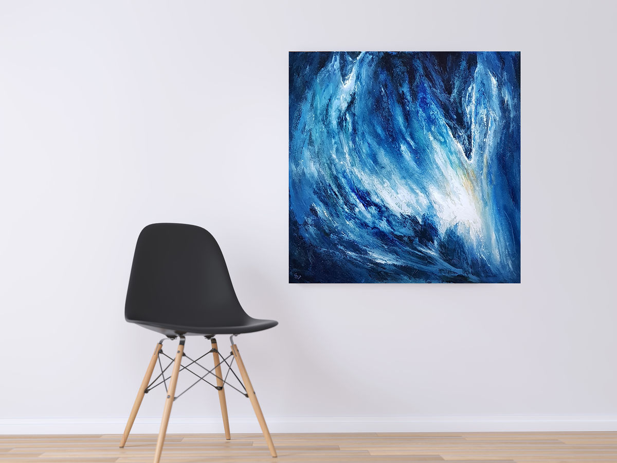 `Cave of the frozen stars`