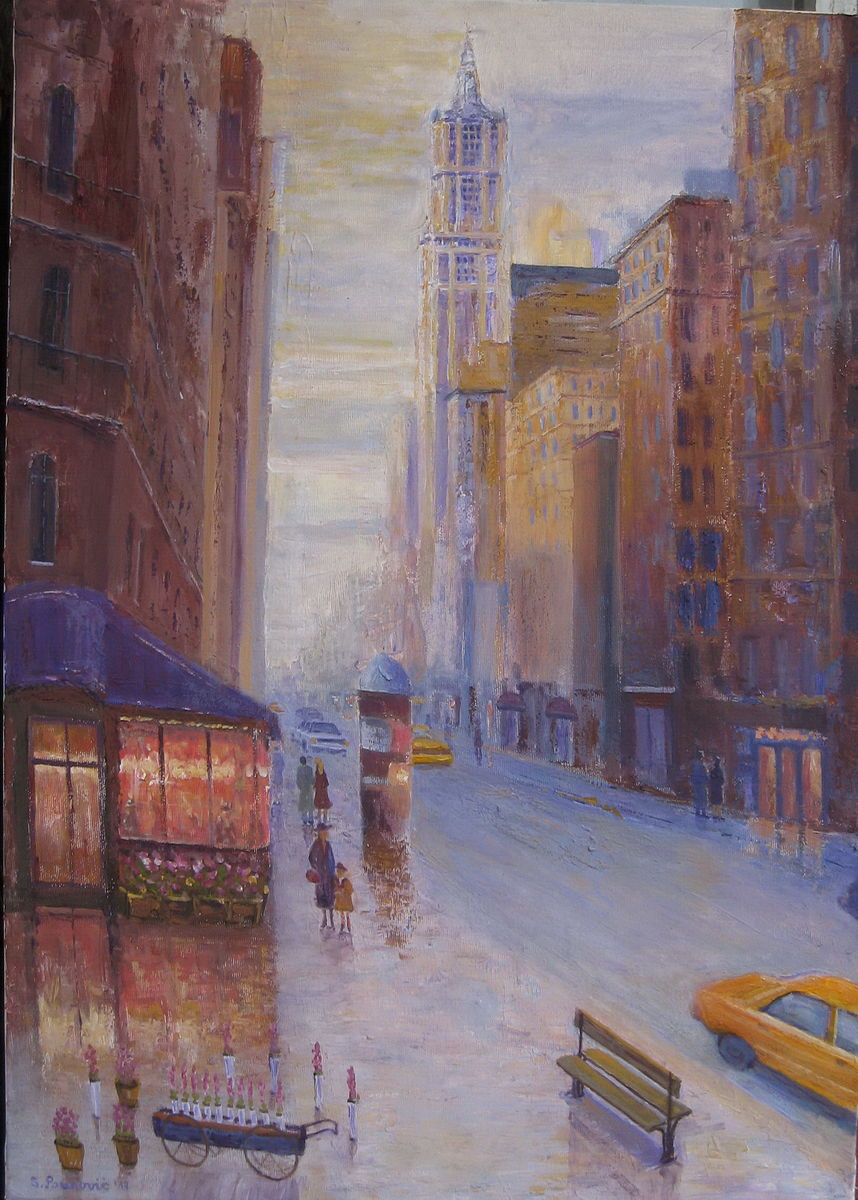 `On Broadway 1930`