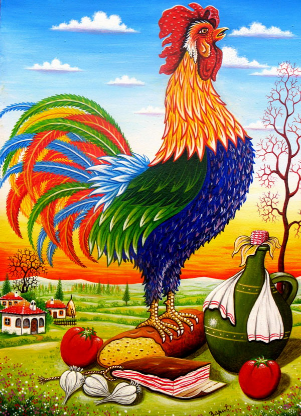Rooster 1