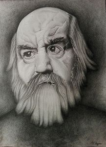 An old man