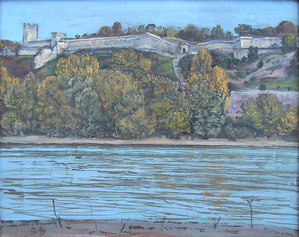 At the confluence with Belgrade 2