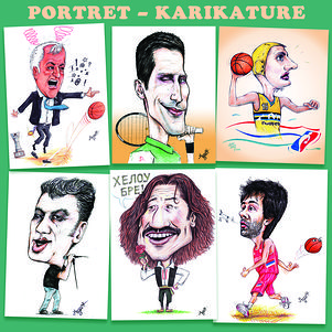 CARICATURE - CARTOONS