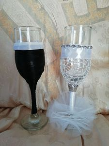 Champagne Glasses for your special day