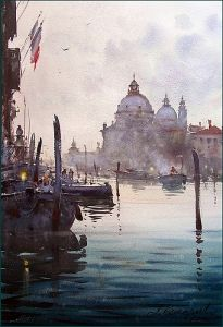 Charme of  Venice