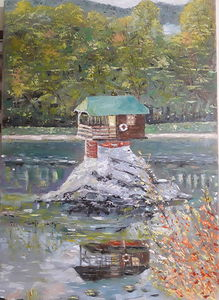 Cottage on Drina