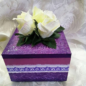DECORATIVE BOX Flowers