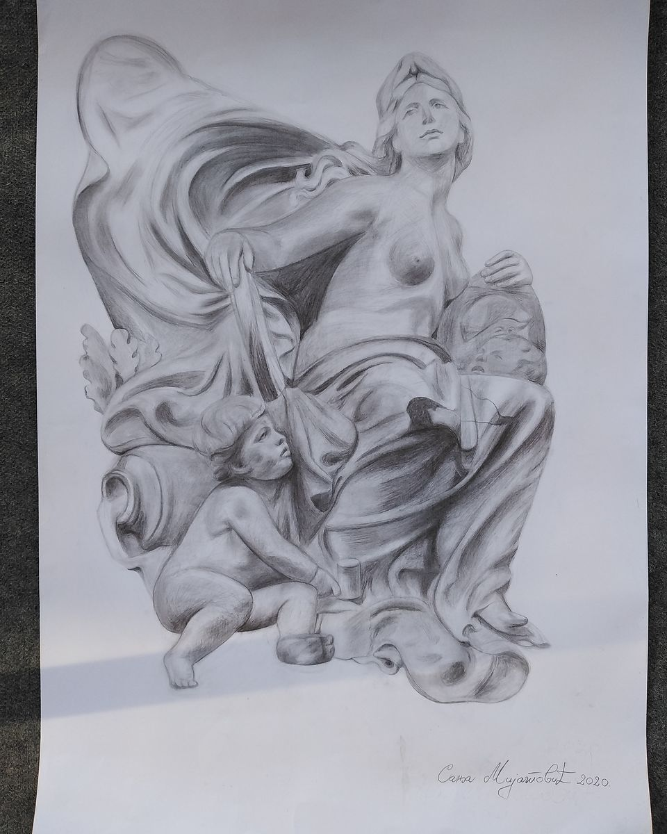 French sculpture
