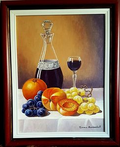 Fruit and wine 5