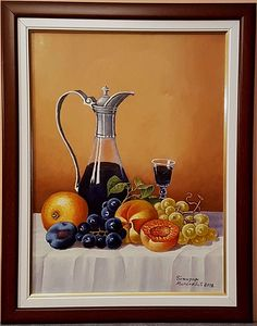 Fruit and wine 6