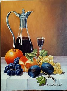 Fruit and wine 7
