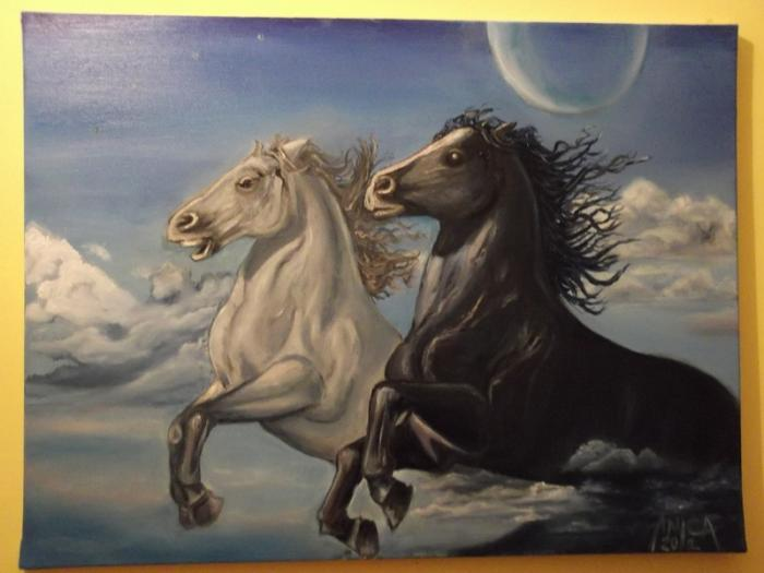 heavenly horses