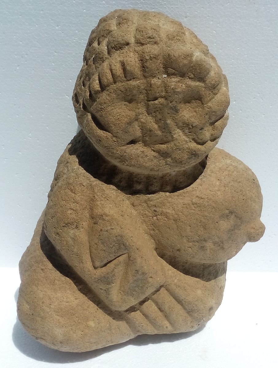 Idol of Fertility from Praistoria