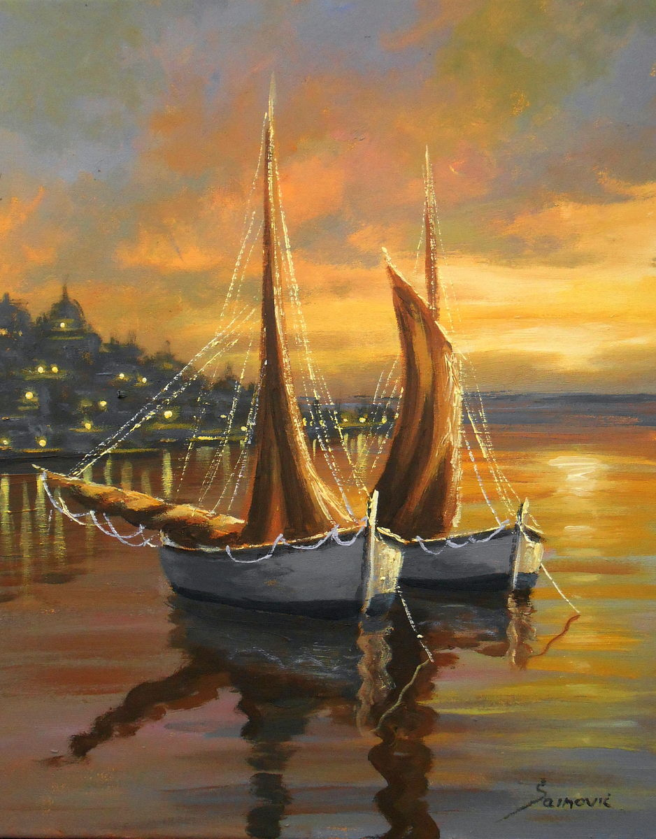 In the old harbor III