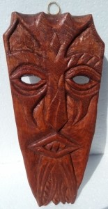 Mask for Ritual Games