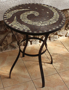 Mosaic Table 001