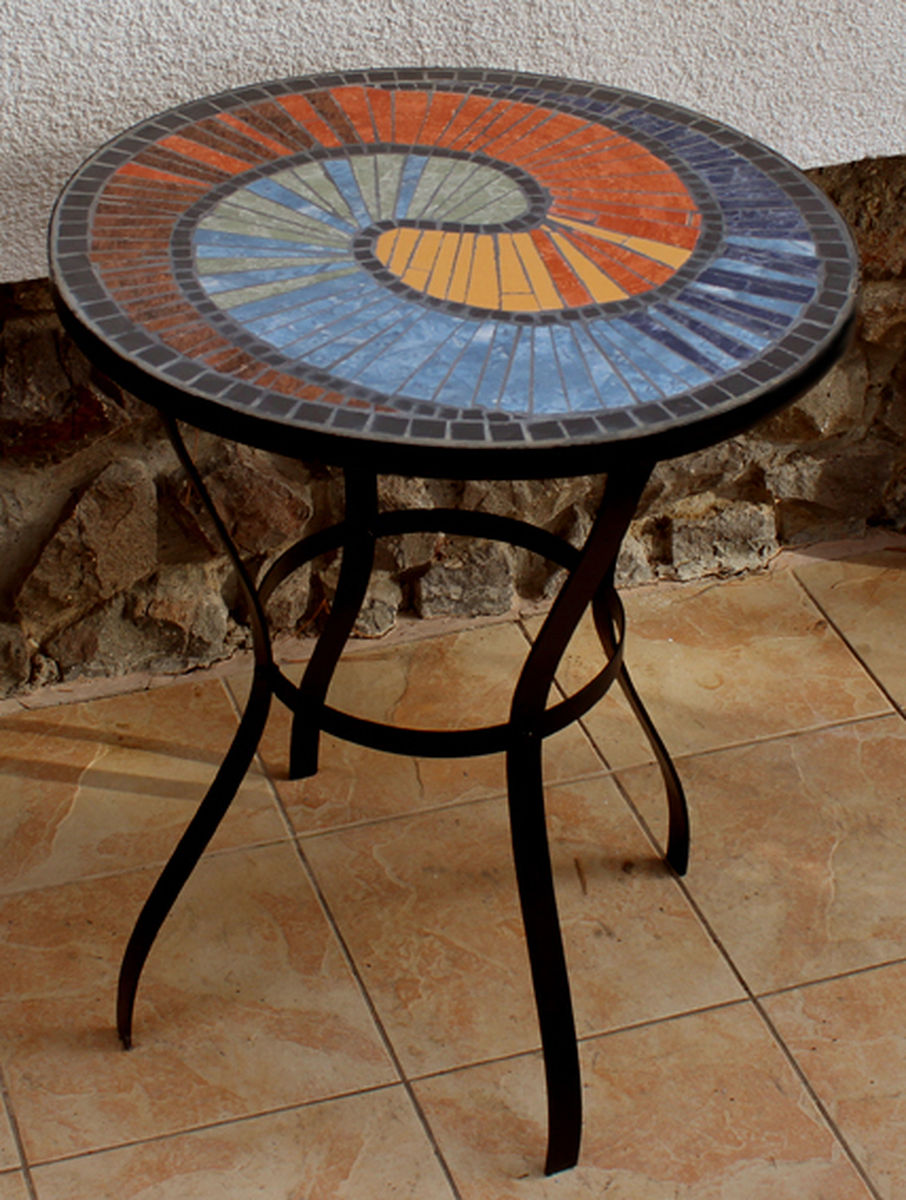 Mosaic Table 002