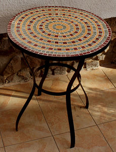 Mosaic Table 003
