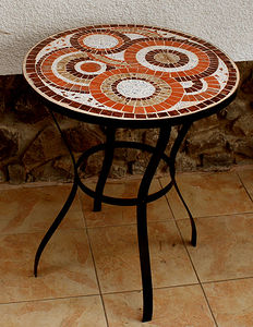 Mosaic Table 004