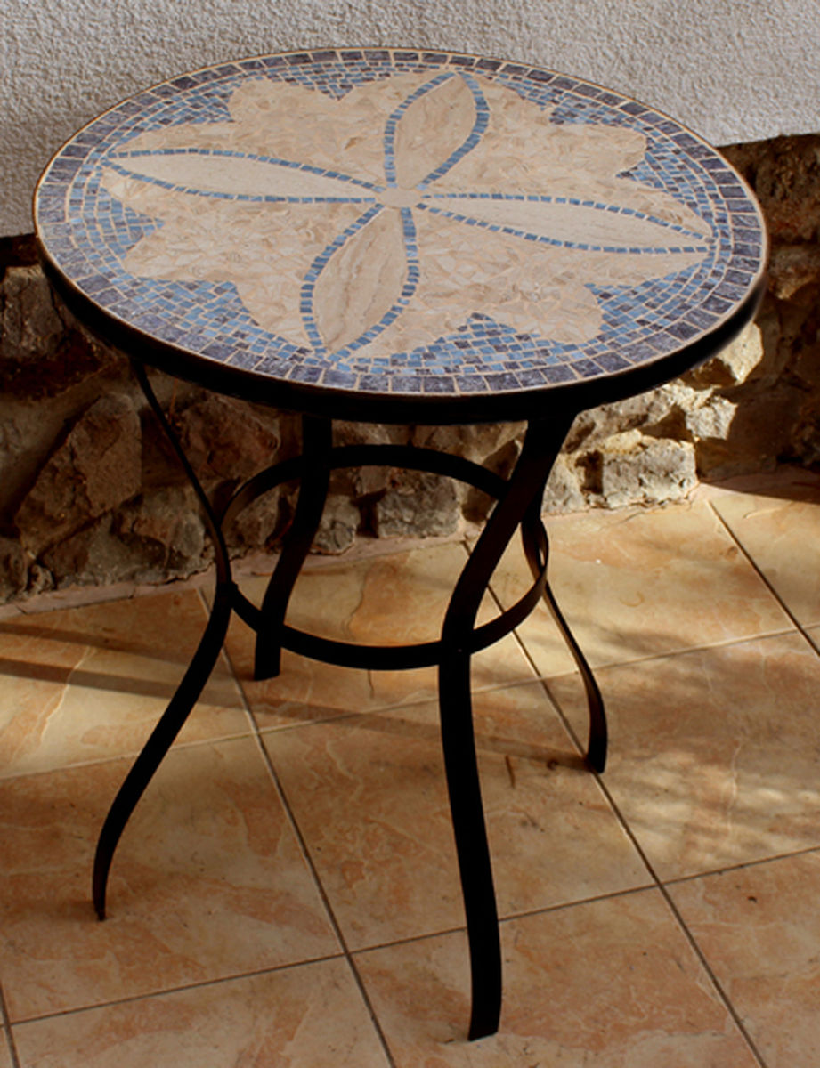 Mosaic Table 005