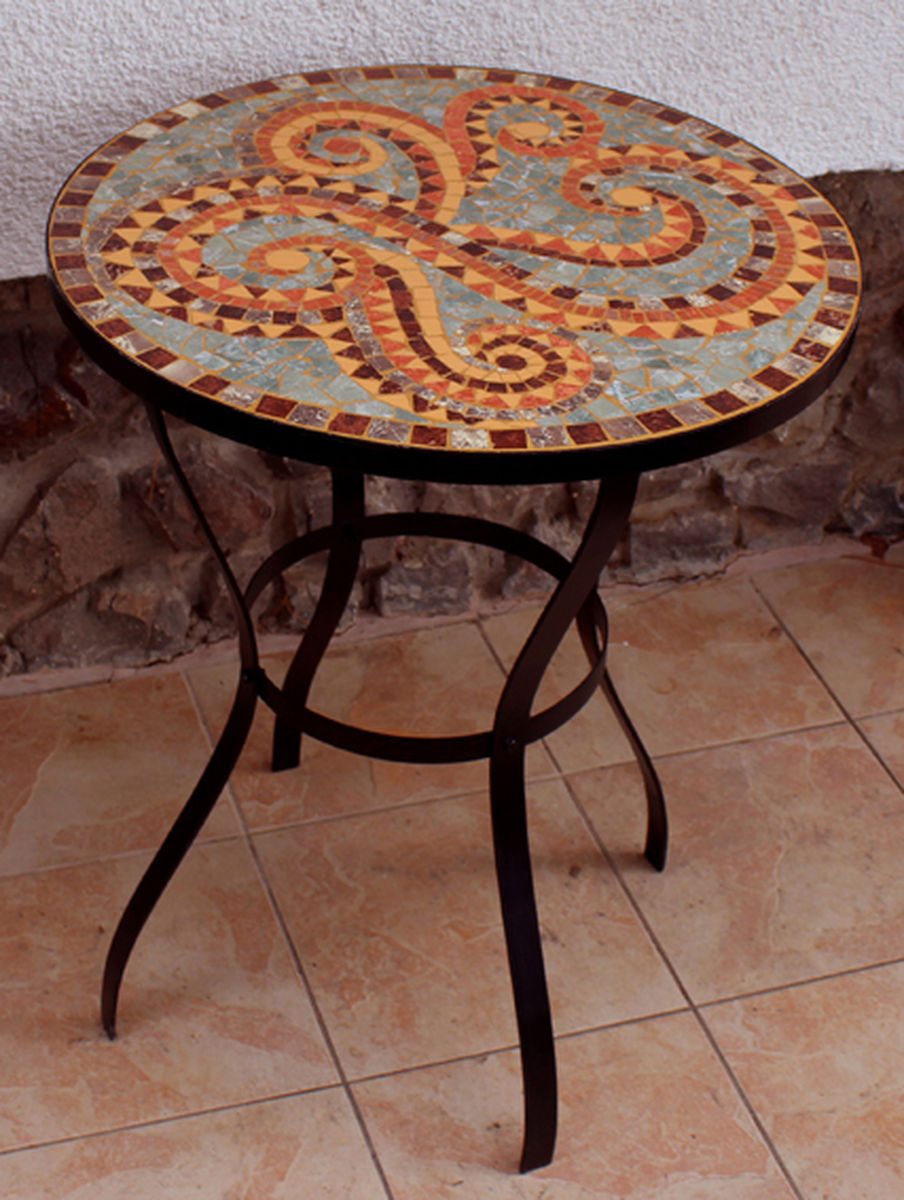 Mosaic Table 006
