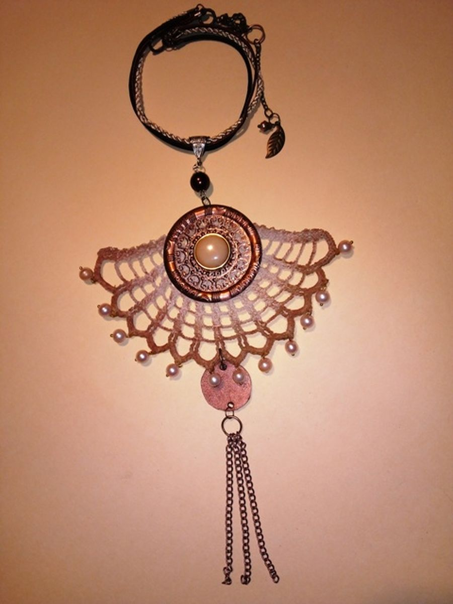 Necklace Rrosette