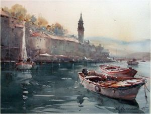 One day in Perast