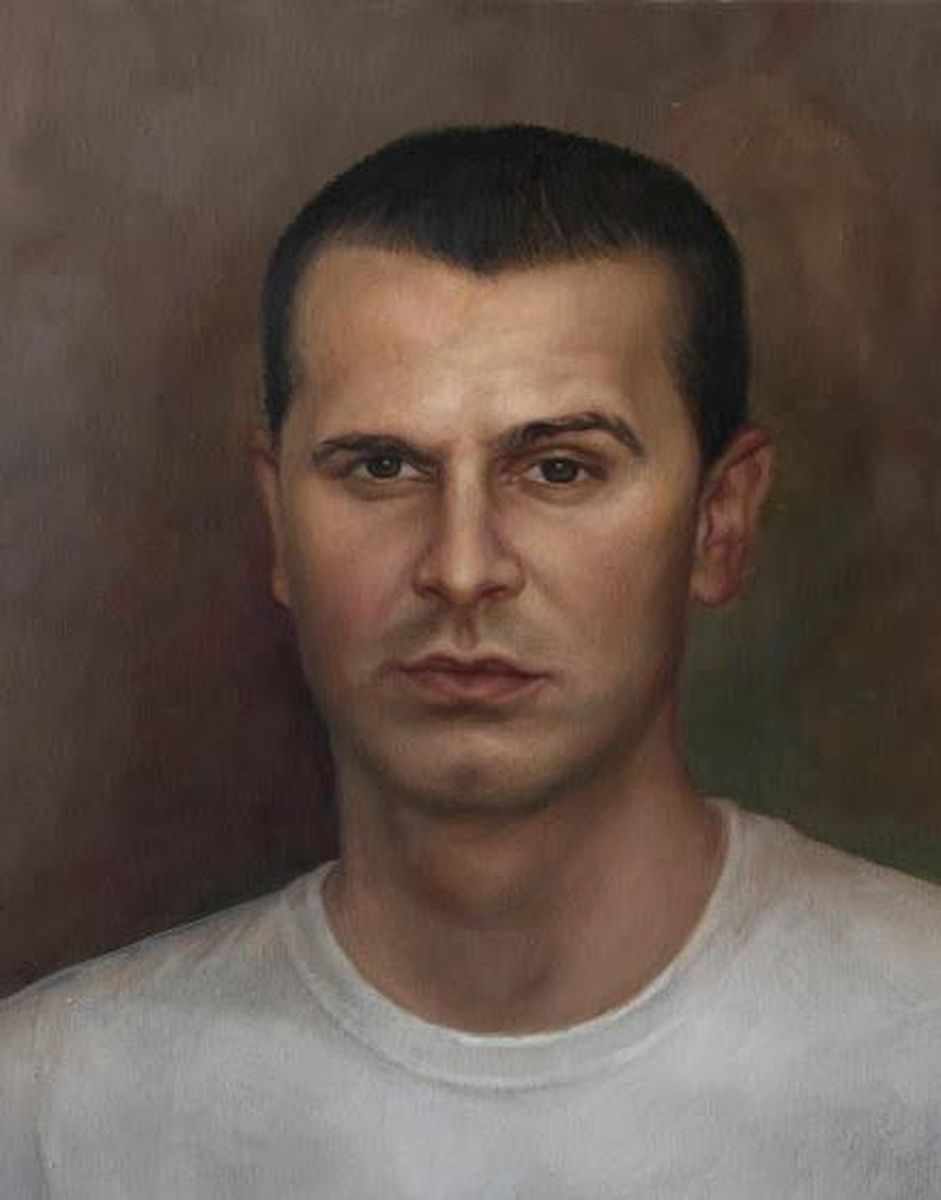 Portrait of brother