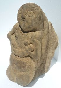 Pra Mother with Child