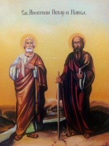 Saint Peter and Paul