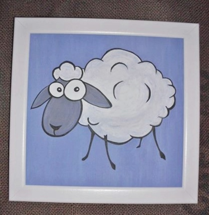silly sheep
