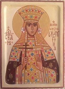 St Catherine of Sinai