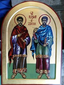 St.Cosma and Damian