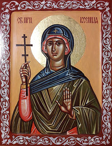 St. Xenia of Rome