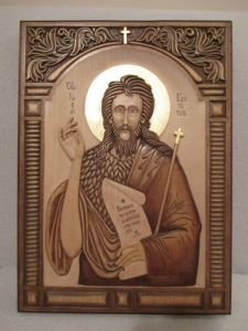 Sv. John the Baptist  sl.4
