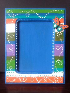 Table frame for pictures
