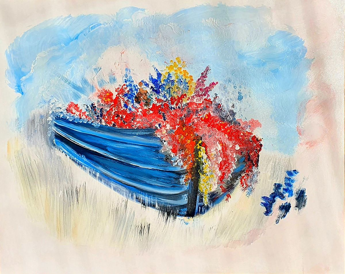 The Flowers Boat