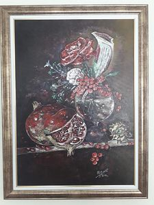 The pomegranates 2