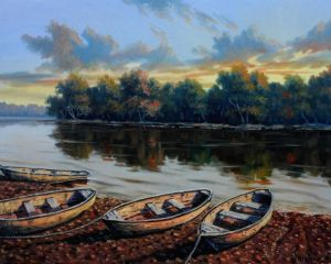 The river boats