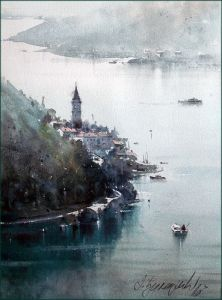 View on Perast