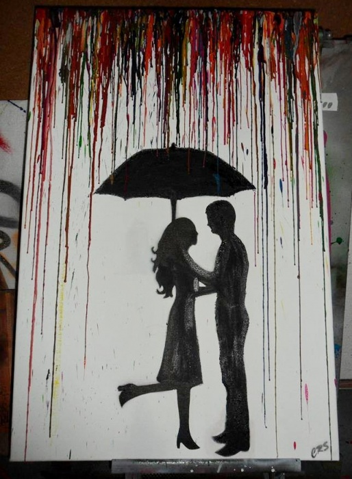 ~~The colourful love~~